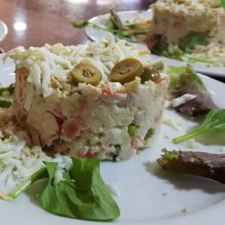 Russian Salad Recipes