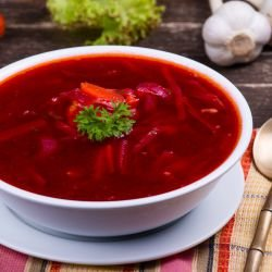 Russian Recipes with Tomato Paste