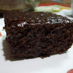 Easy Cake without Eggs and Milk