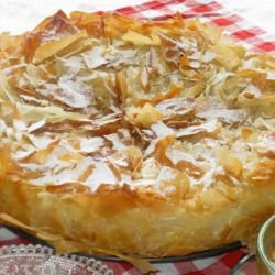 Sweet Phyllo Pastry Recipes