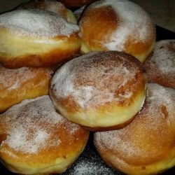 Donuts with Cream