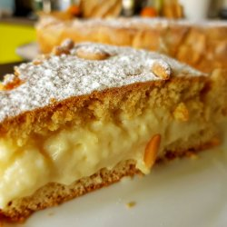 Pastry with Cream