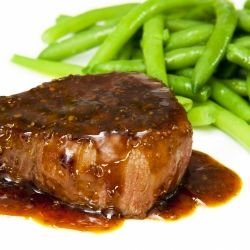 Steaks with Sauce Recipes