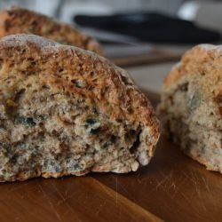Soda Bread with Butter