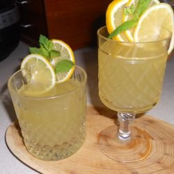 Drink with Citric Acid