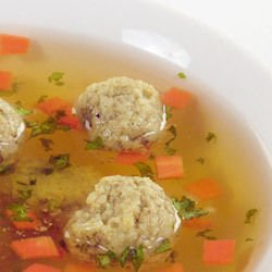 Meatballs in Broth