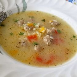 Broth and Stock with Tomatoes