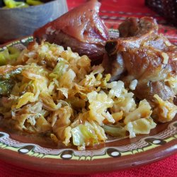Pork and Rice with Peppers