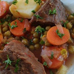 Beef and Pea Recipes