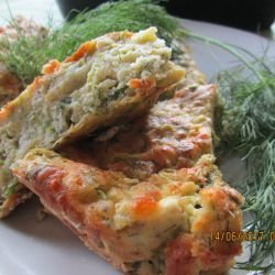 Vegetables with Flour