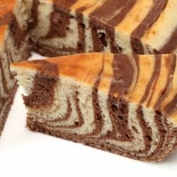 Zebra Cake Recipes