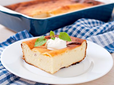Pudding With Cottage Cheese And Cream Recipe Tastycraze Com