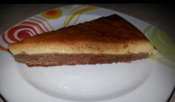 Arabic Cake with Caramel