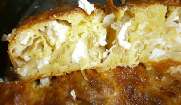 Phyllo Pastry That Doesn`t Deflate