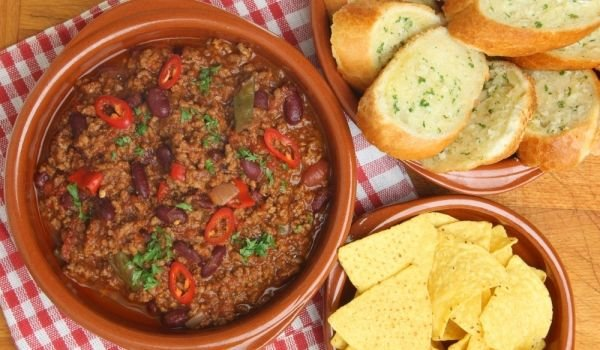 Veal Chili