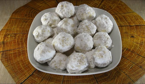 White Easter Cookies