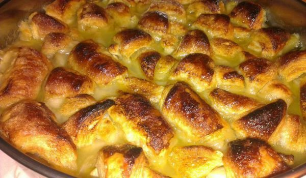 Puff Pastries with Sprite