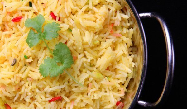 How To Blanch Rice?