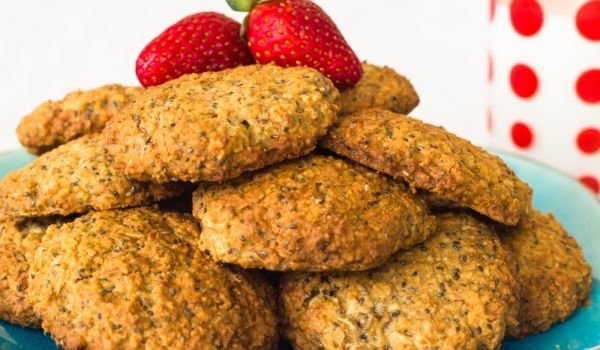 Healthy Biscuits with Chia