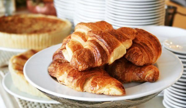 Puff Pastry Croissants