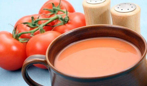 Exquisite Tomato Cream Soup