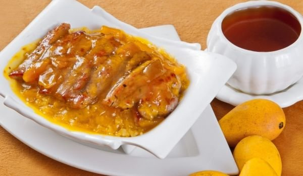 Duck with Sweet and Sour Sauce