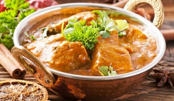 Pork Curry