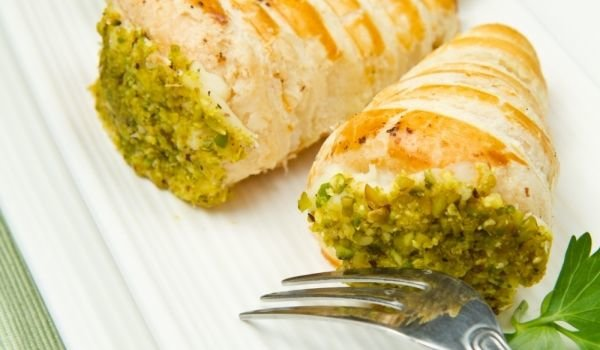 Puff Pastry Funnels