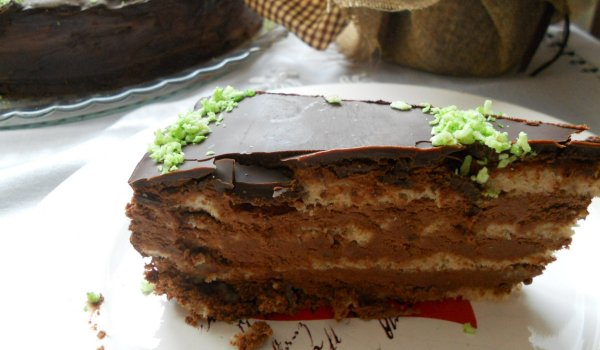 Original Garash Cake Recipe from 1885