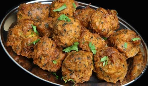 Indian-Style Vegetarian Meatballs - tastycraze.com