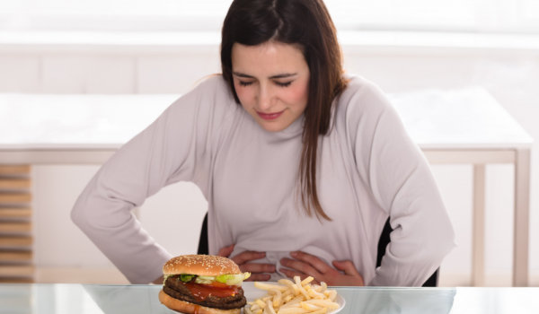 Problems with digestion