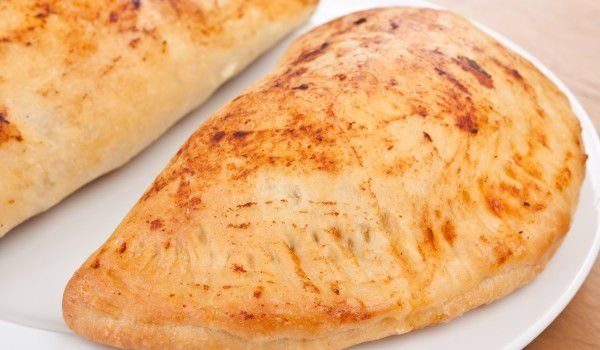 Puff Pastry Calzone