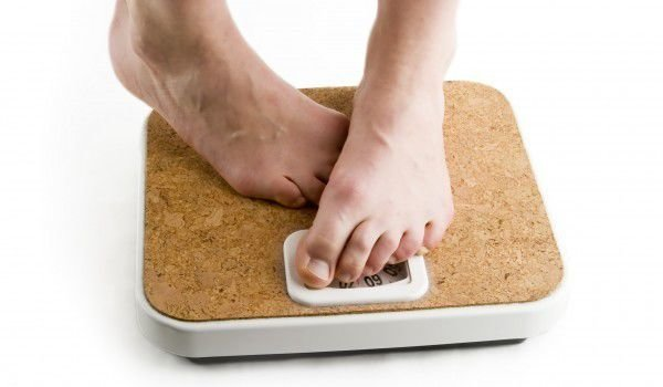 Dieting with anorexia
