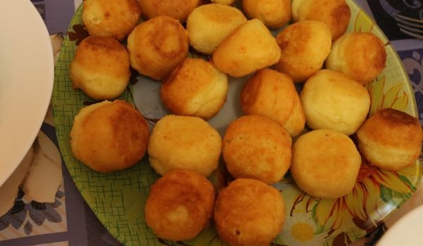 Quick and Easy Delicious Cheese Balls