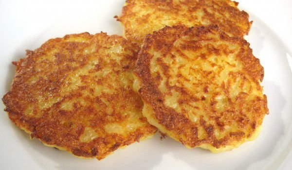 Hungarian Potato Latkes