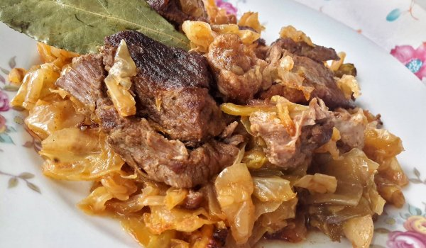 Classic Sauerkraut with Pork