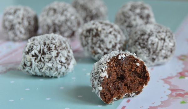 Healthy Chocolate Bonbons