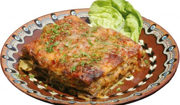 Lasagna with Minced Meat