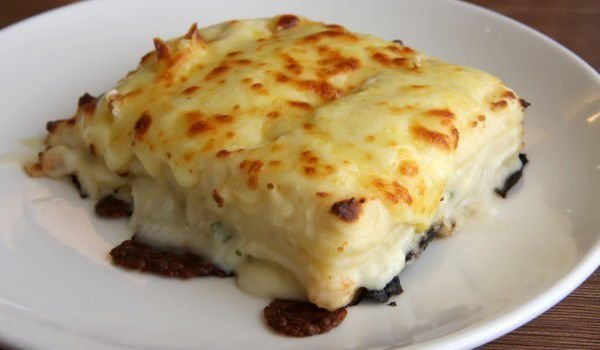 Lasagna with Cheese