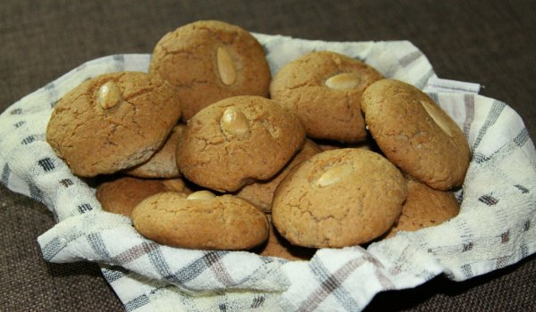 Easy Walnut Cookies
