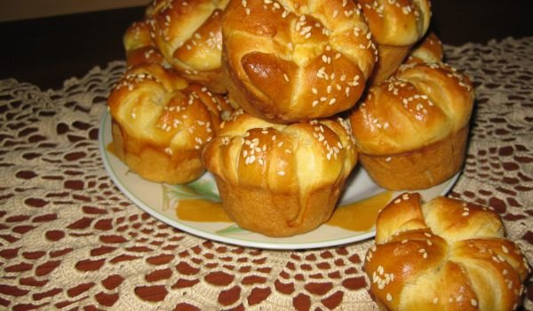 Muffins with Cream Cheese