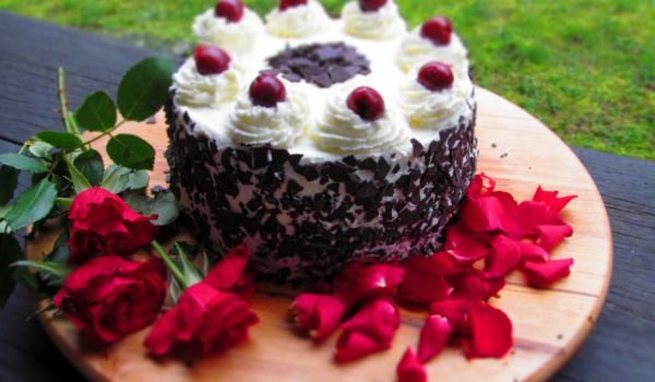 Mini Black Forest Cake