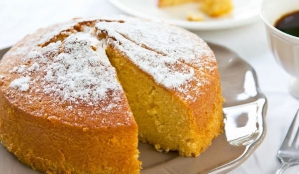 Cake with Powdered Milk