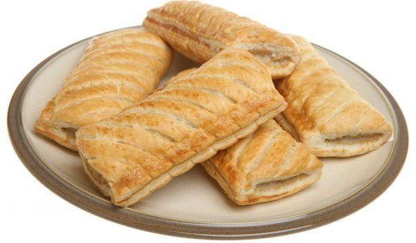 Pies with Puff Pastry