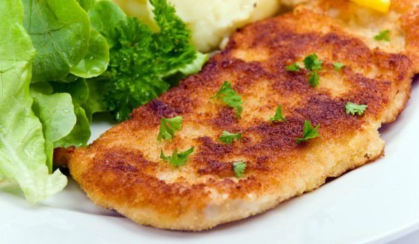 Fried Chicken Steaks
