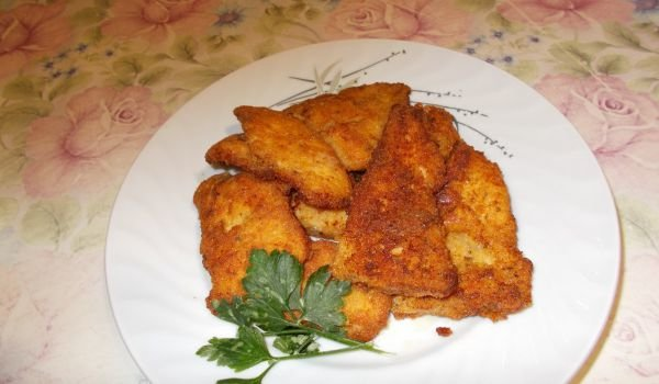 Crumbed Chicken Fillets