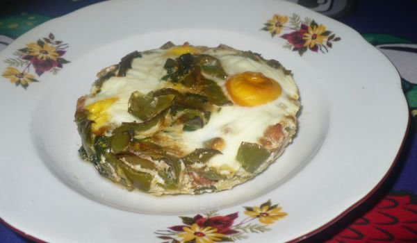 Turkish-Style Eggs in the Oven