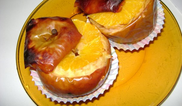 Easy Oven-Baked Apples