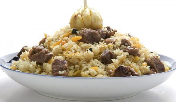 Chicken Gizzards With Rice And Carrot Recipe Tastycraze Com