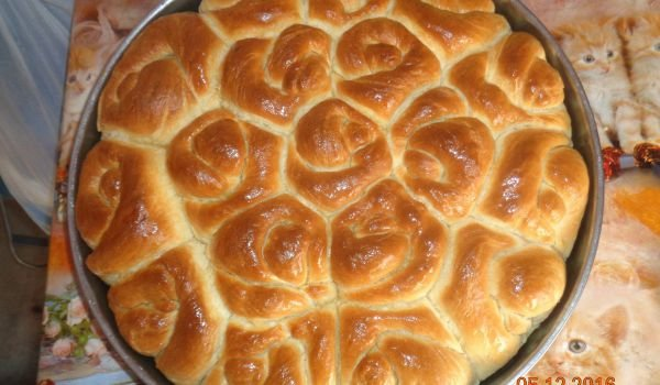 Bread for a Christening